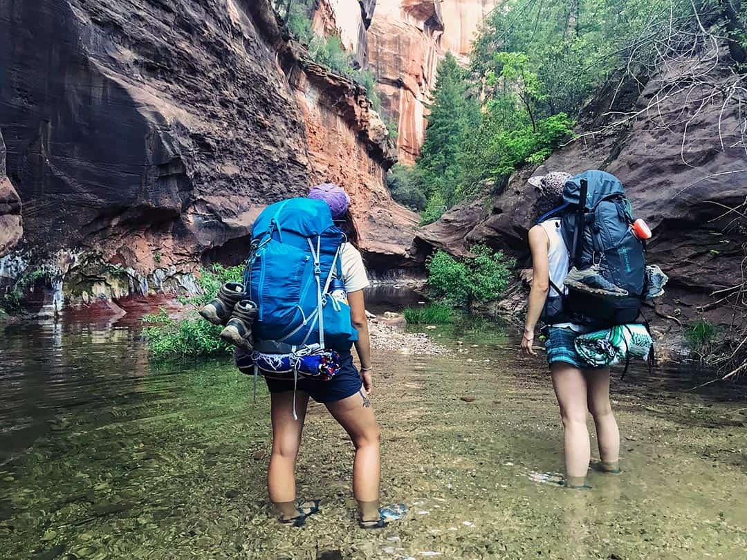 west fork backpacking