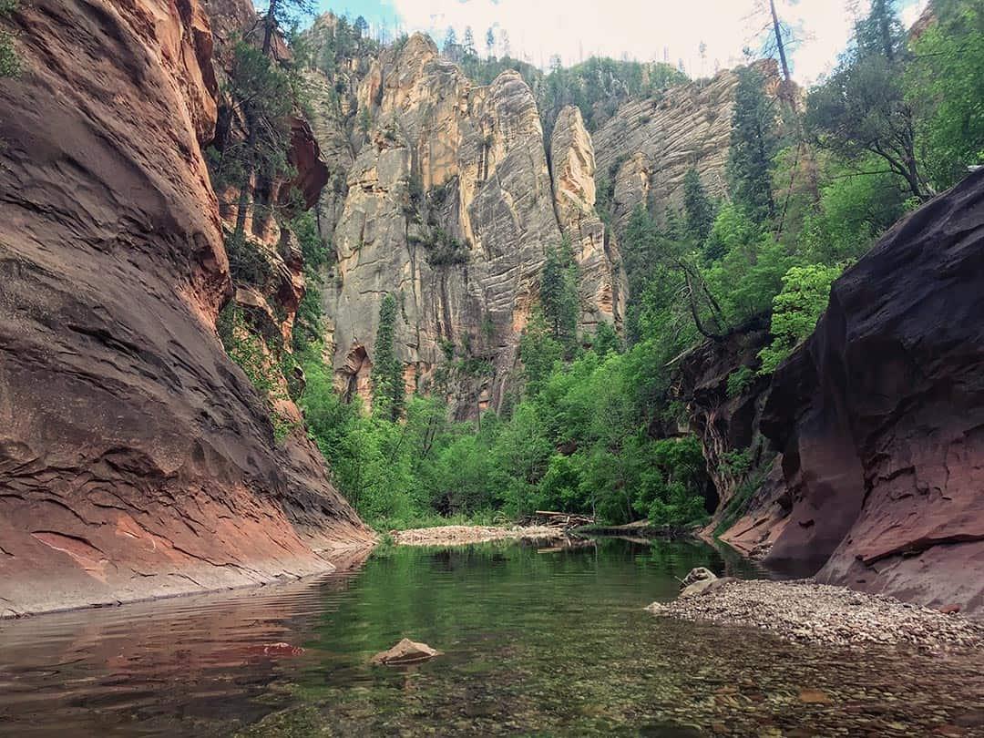 west fork - oak creek