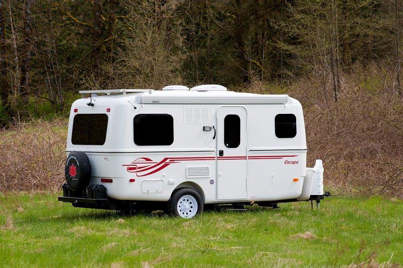 17 foot escape trailer