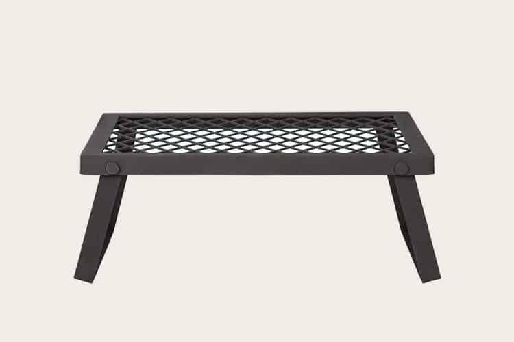 AmazonBasics Folding Campfire Grill