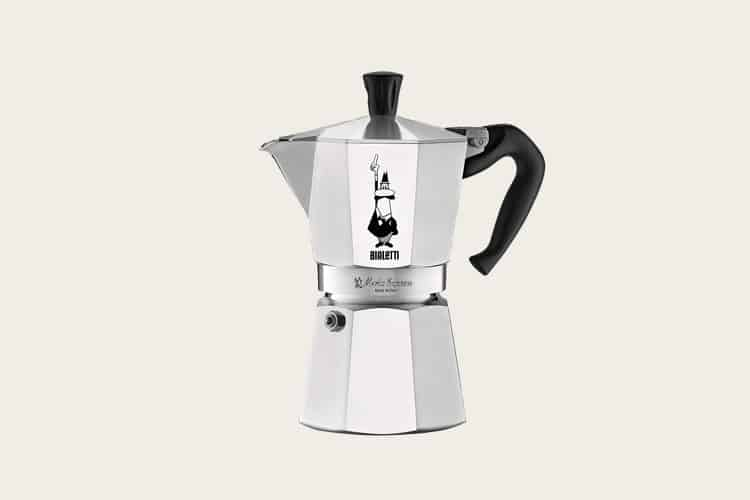 Bialetti 06800 Moka stove top coffee maker