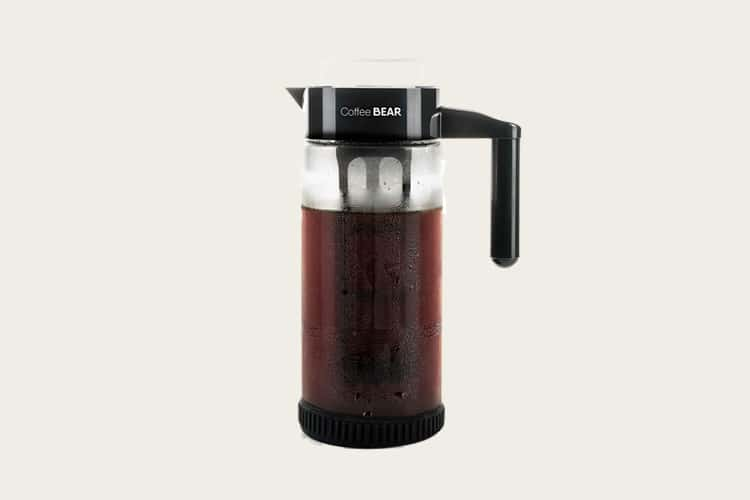 Cold Brew Coffee Maker By Coffee Bear