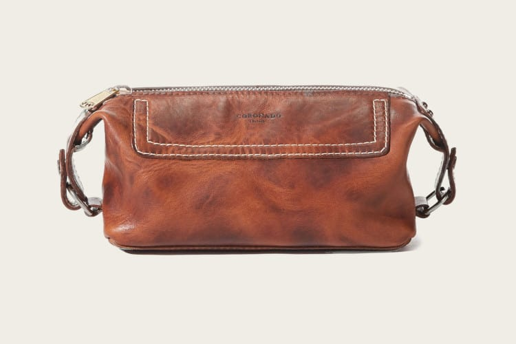 Coronado Leather Americana Dopp
