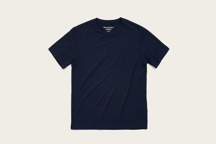 Wool & Prince 100% Merino T-Shirt