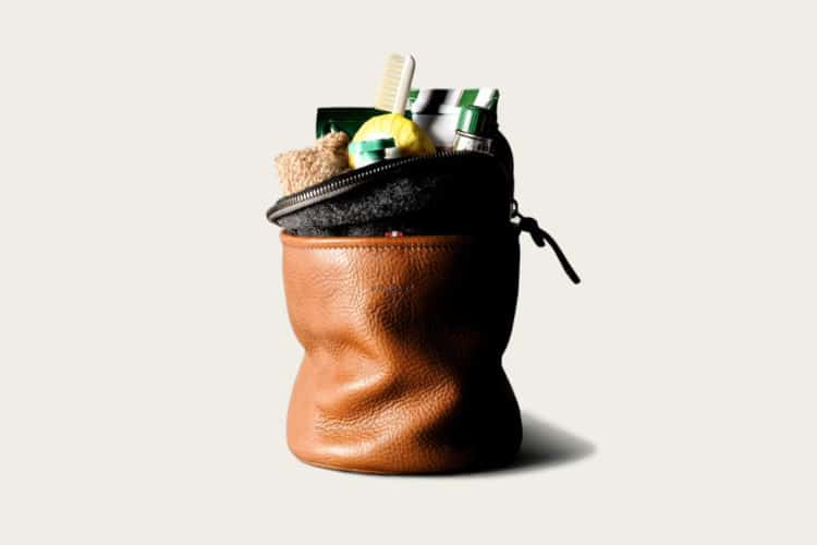Hardgraft Refresh Dopp Kit