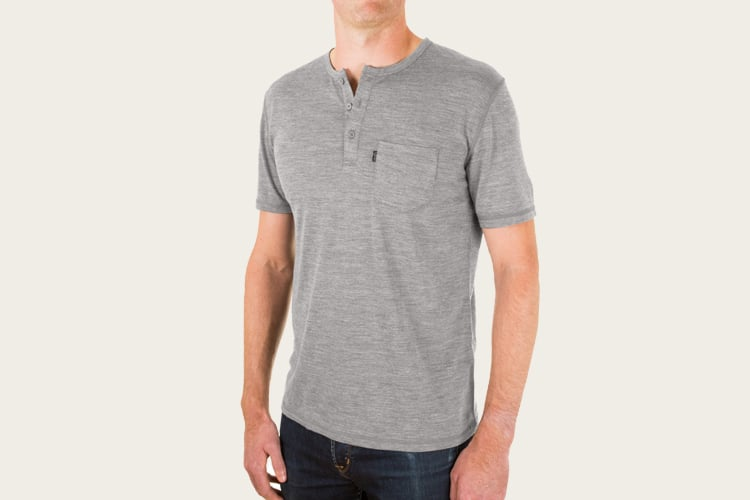 Woolly Everyday Weight Short Sleeve Tee