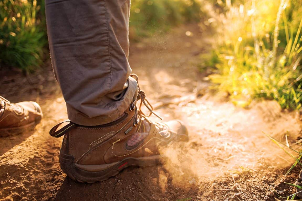 best hiking shoe boot brands