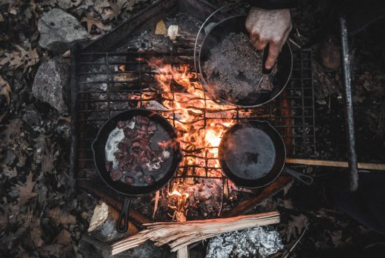 campfire cooking essentials