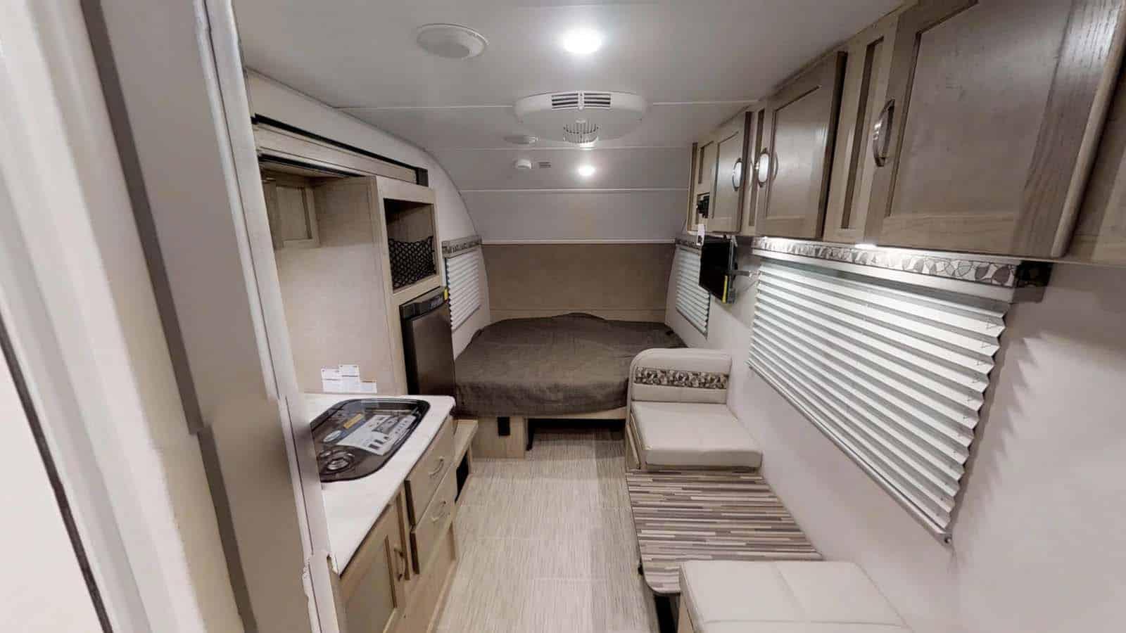 forest river rpod trailer