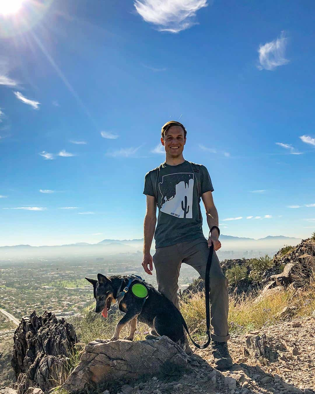 hiking dog co interview