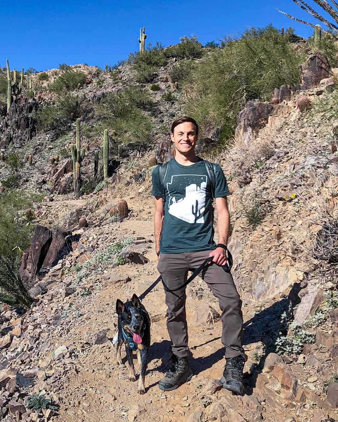 jason locklear hiking dog co