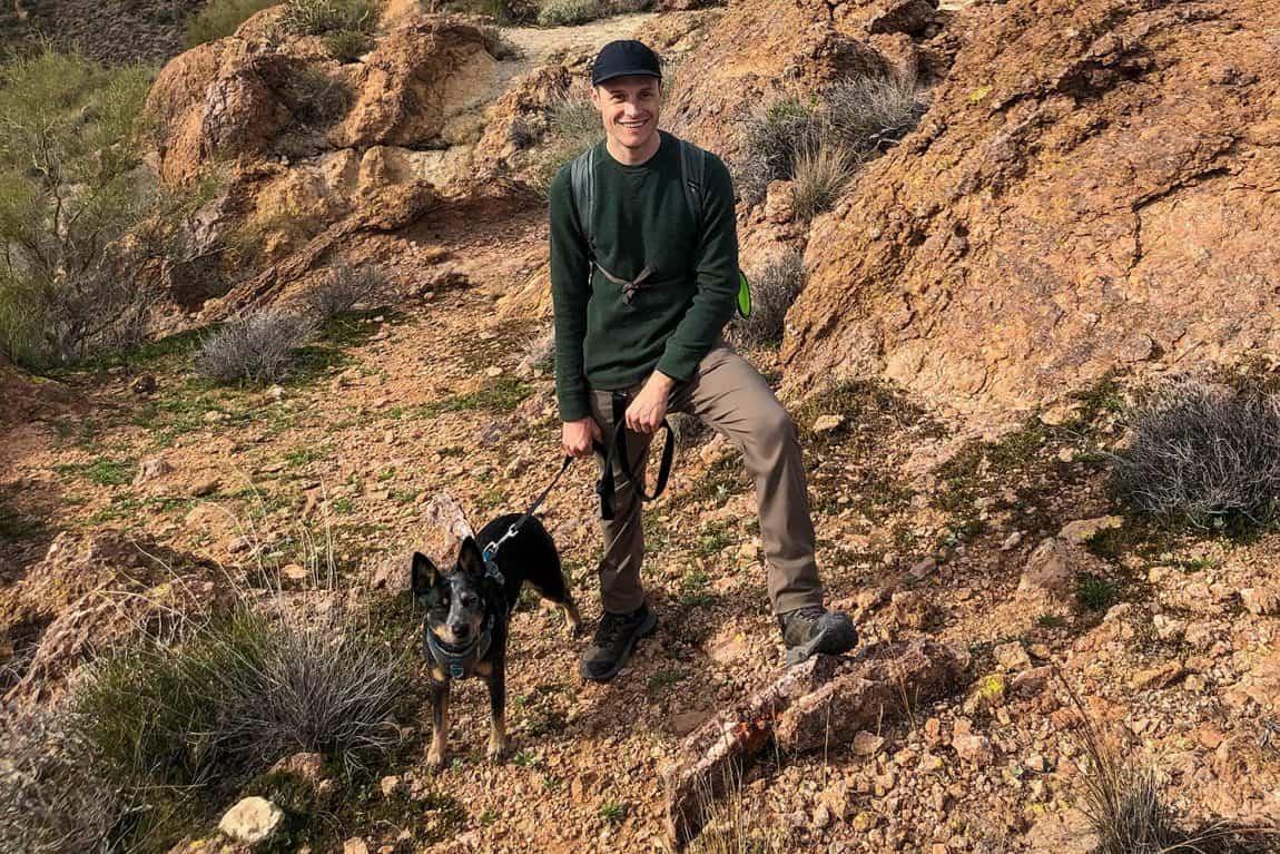 jason locklear interview hiking dog co_