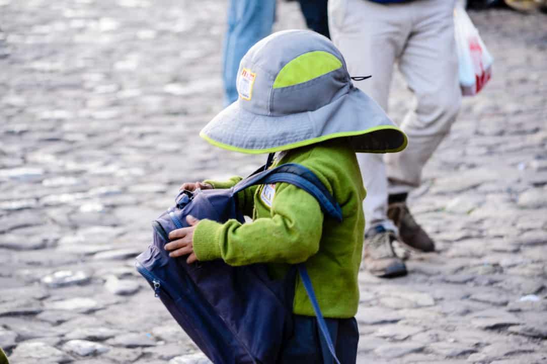 kid hiking gear