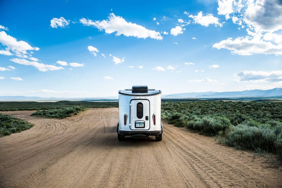 small travel trailers campers