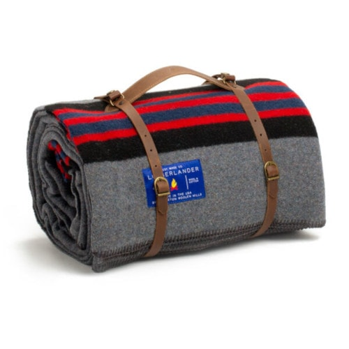 Best Made Lumberlander Camp Blanket