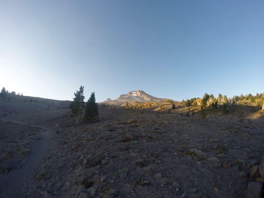 climbing mount hood to timberline lodge