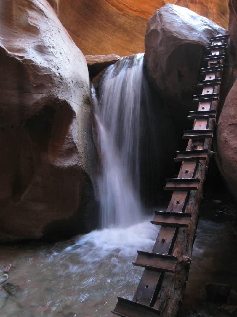 Kanarraville Falls