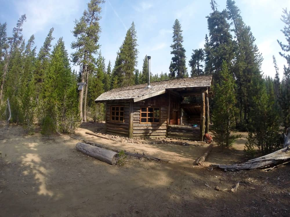 Maiden Peak Shelter