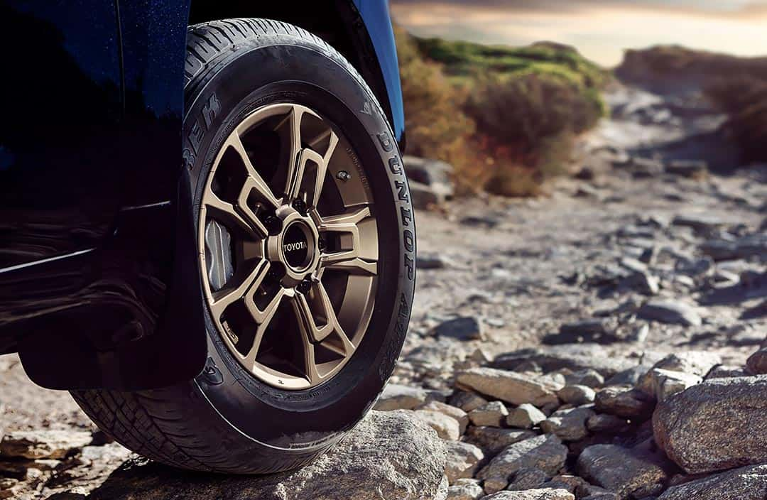 adventure vehicle tire