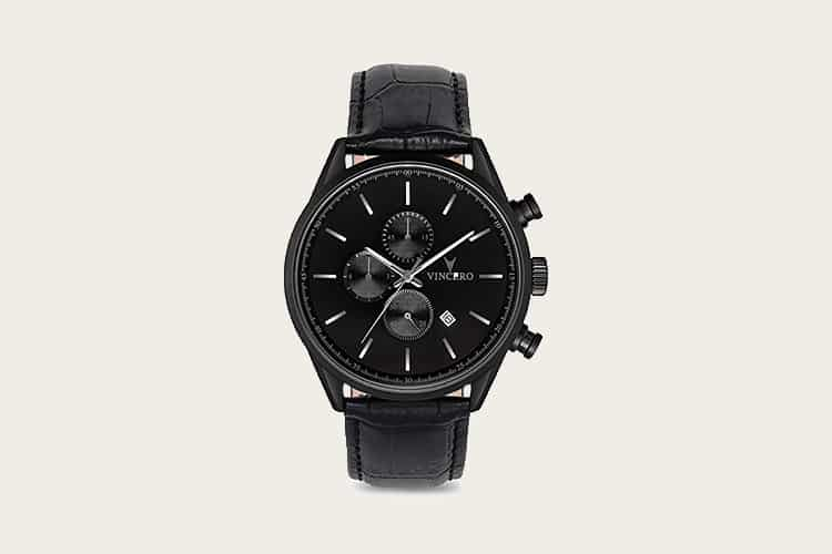 all black watches under 200