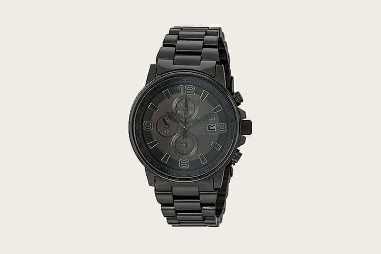 all black watches under 400