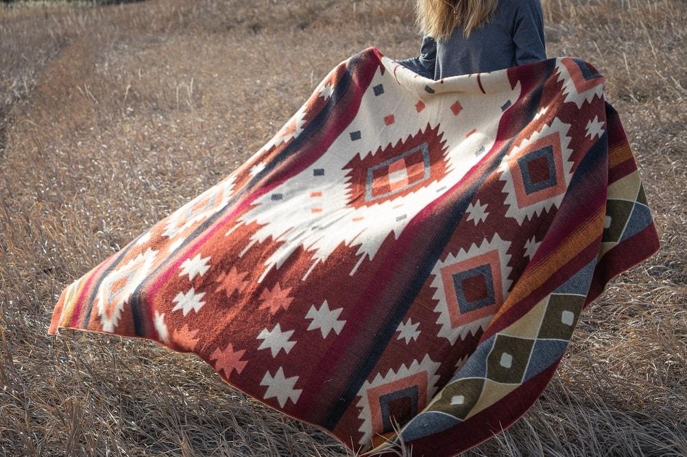 alpaca threadz wool blankets
