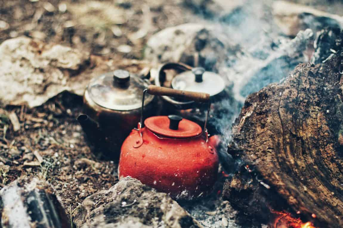 backpacking without stove