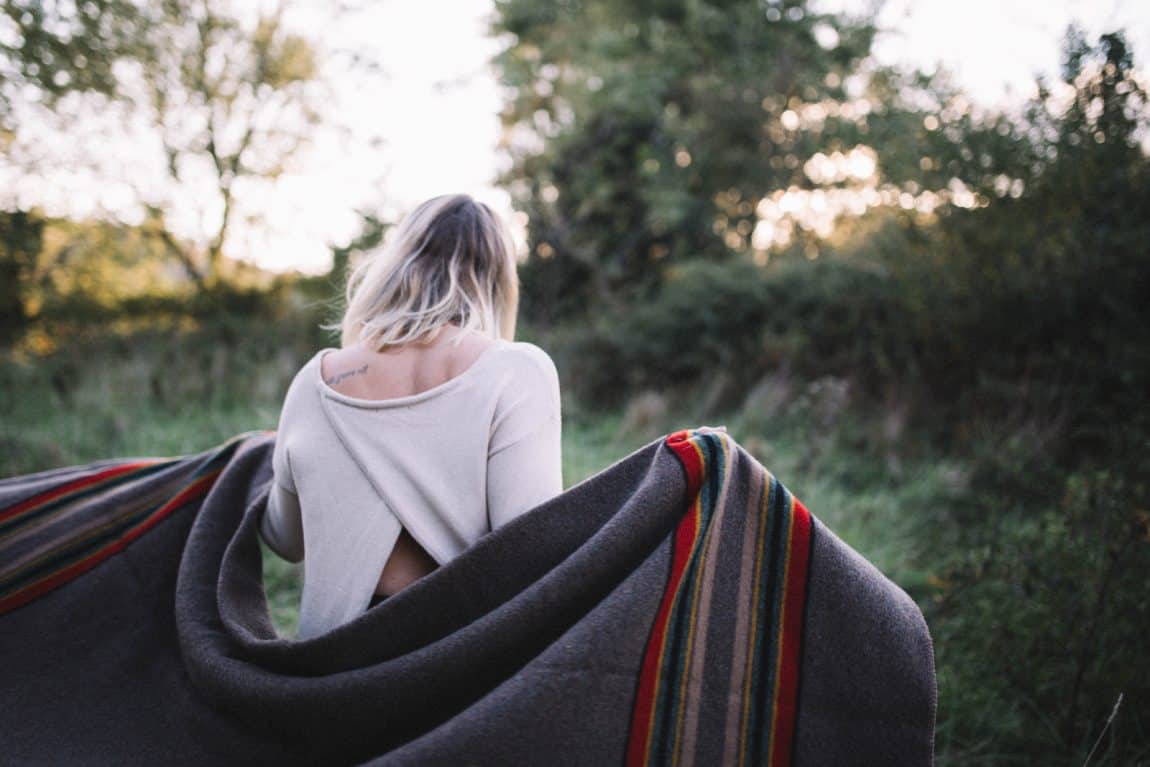 best wool camping blankets