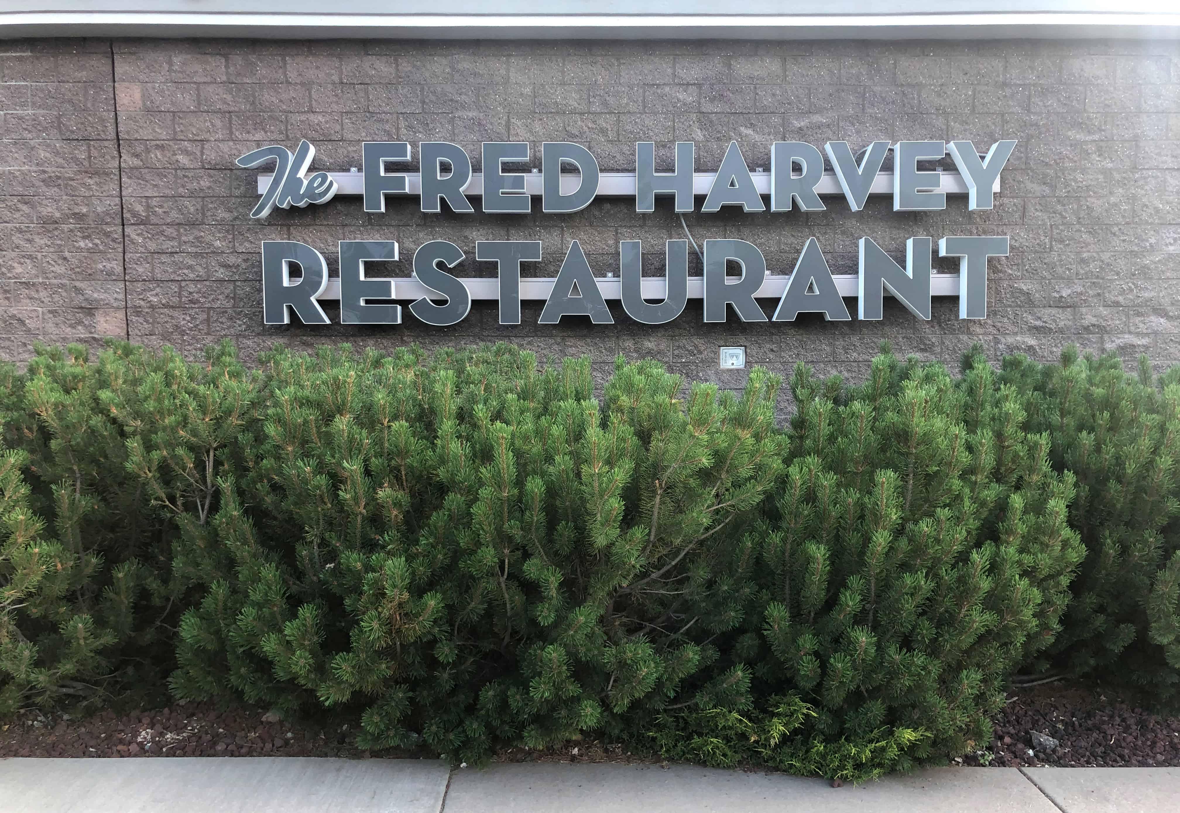 fred harvey restaurant