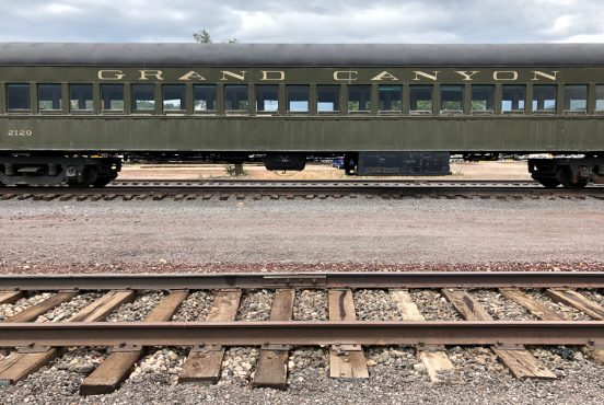 grand canyon railway and hotel