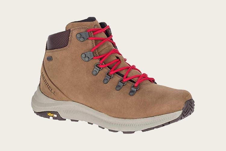 merrell ontario hiking boots