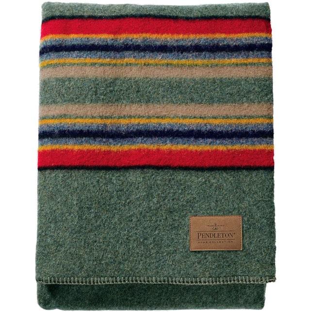 pendleton wool camp blanket
