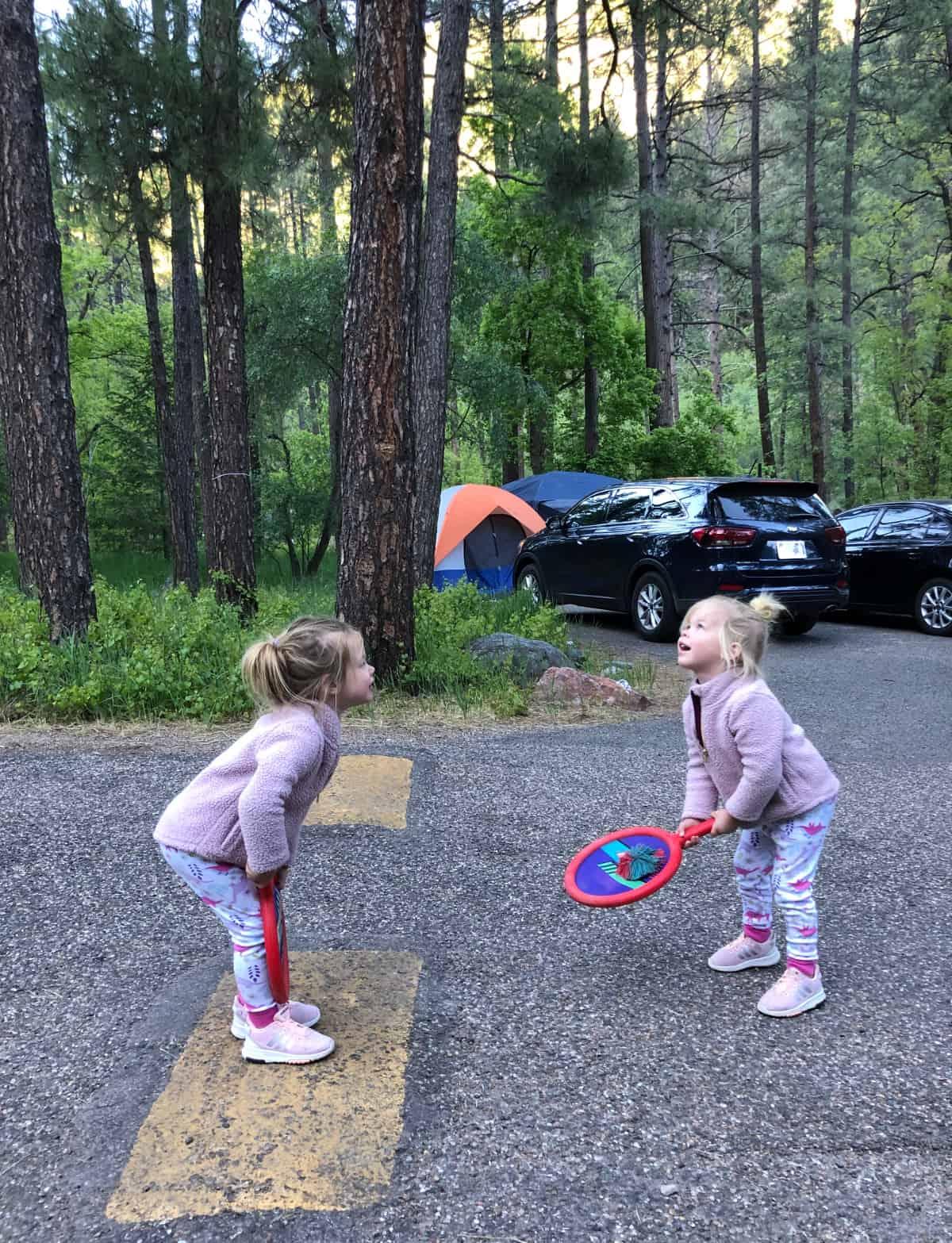 pine flat camping