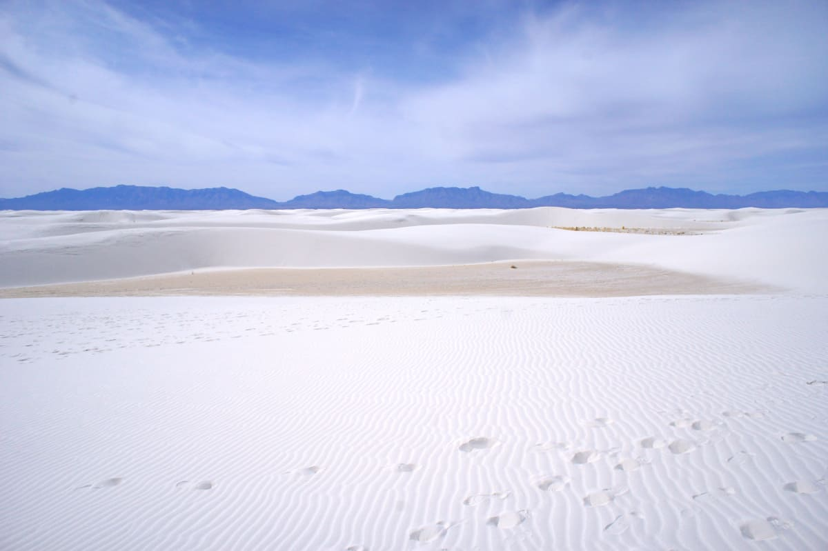 visit white sands new mexico