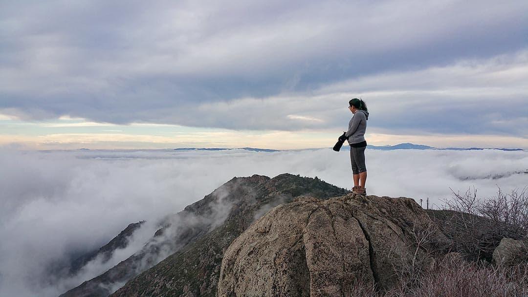Cuyamaca Peak