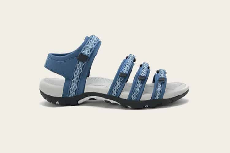 THE NAPALI HIKING SANDALS FOR WOMEN - BLUE