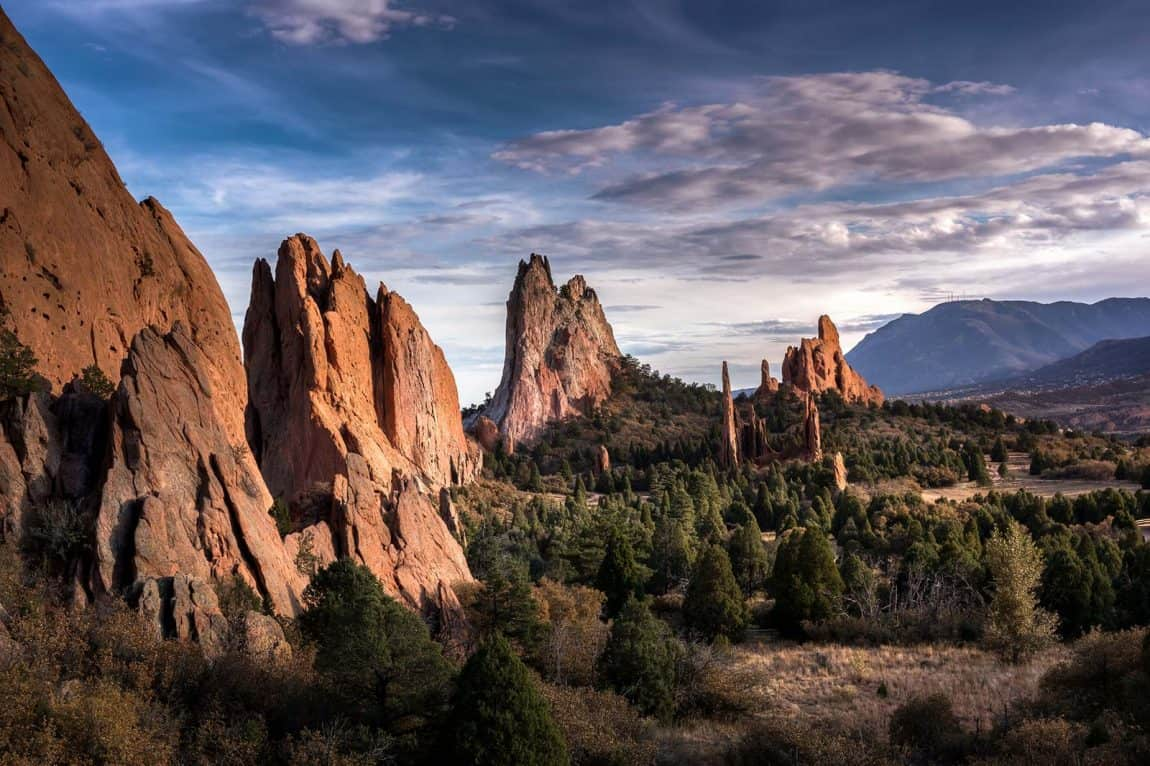 best hikes colorado springs