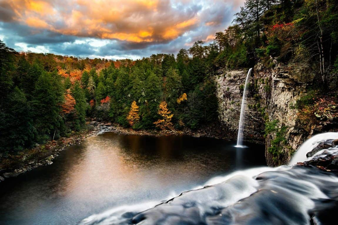 best hikes near chattanooga