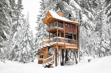 best treehouse rentals in us