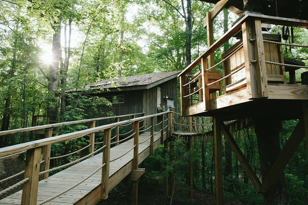bolt farm luxury treehouses