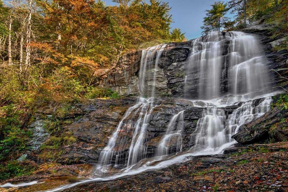 glen falls hike chattanooga