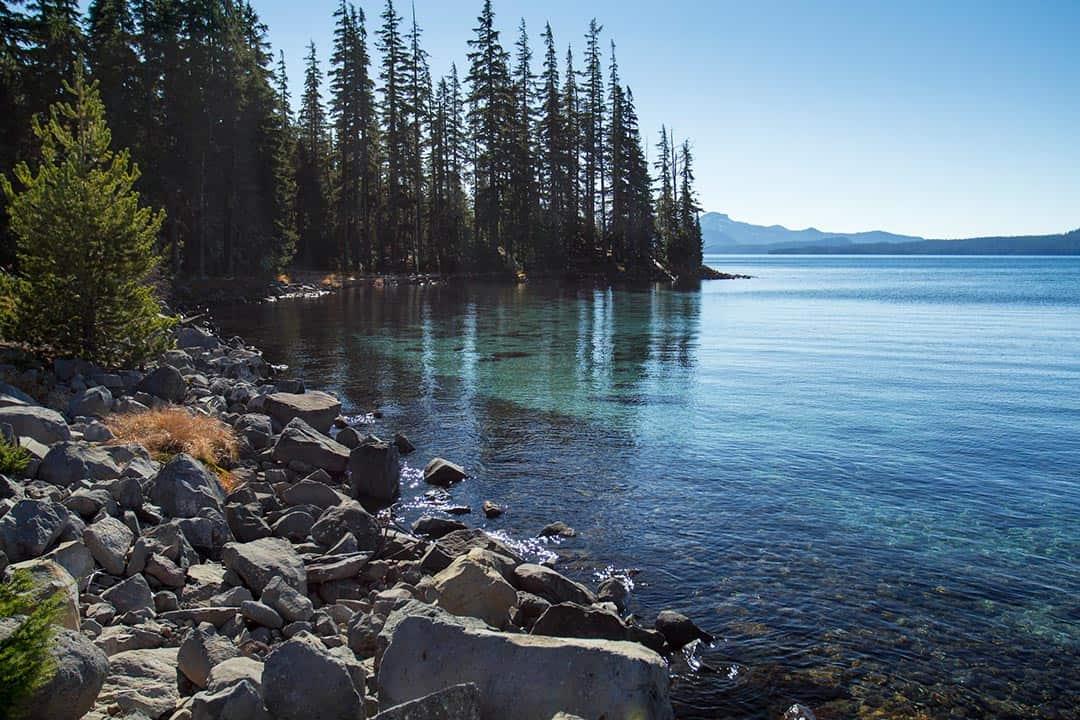 islet campground oregon