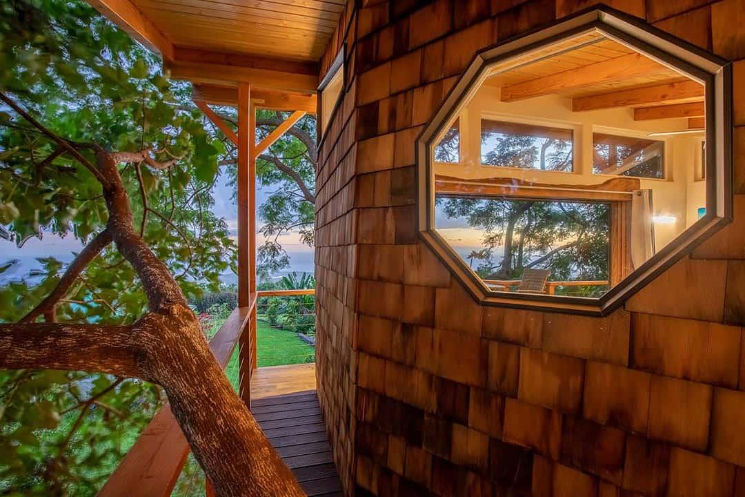 kona treehouse rental