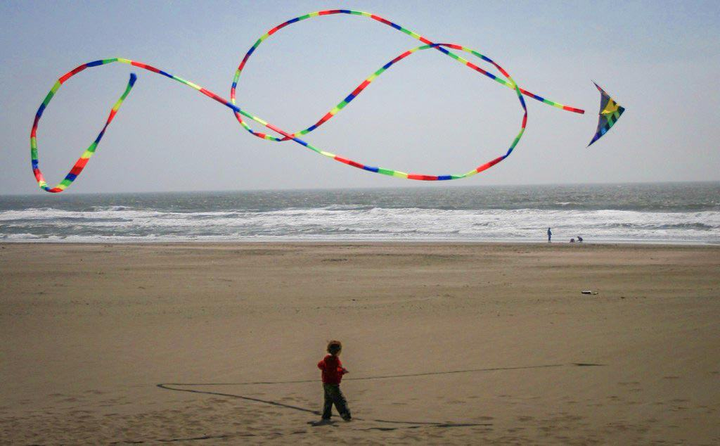 ocean shores kite