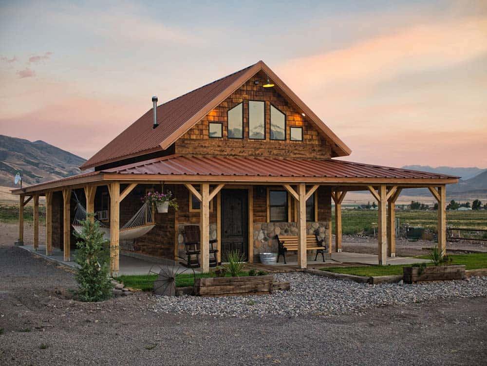 ranch house airbnb utah