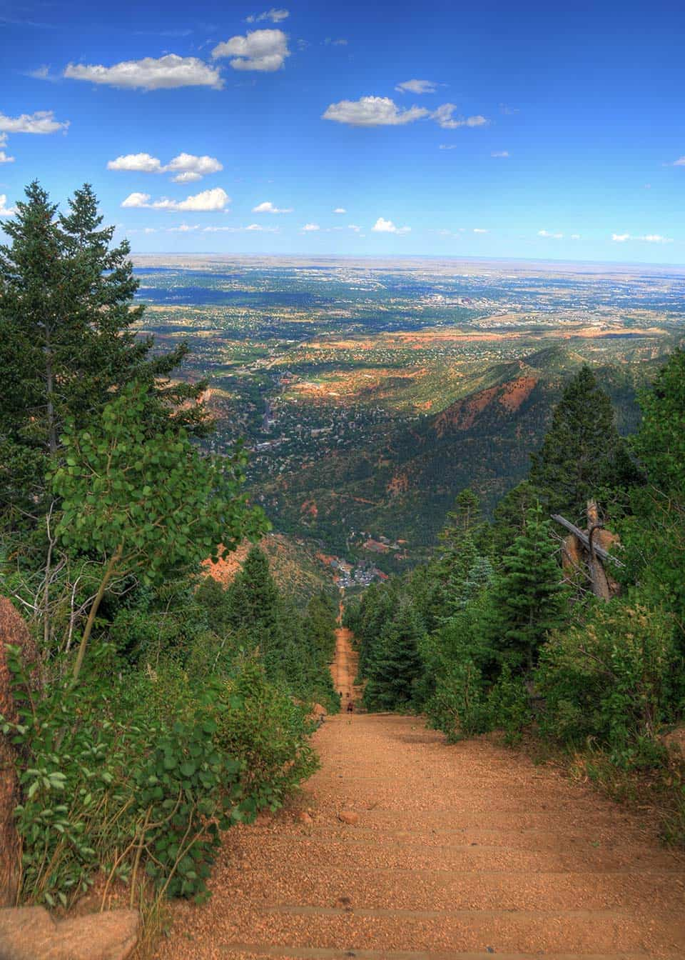 the incline colorado springs