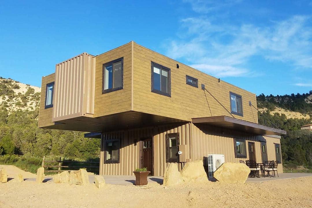utah airbnbs - envase casa