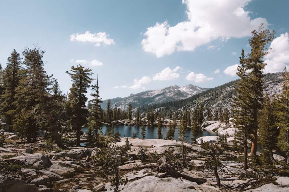 Aster Lake via Lakes Trail
