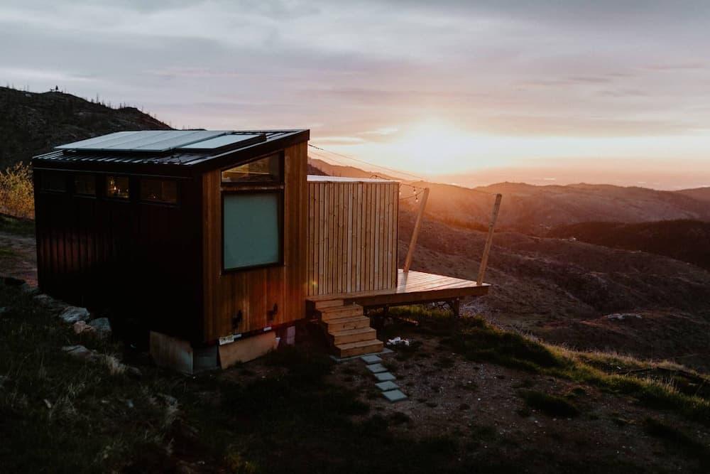 Mountaintop Tiny House Boulder Colorado