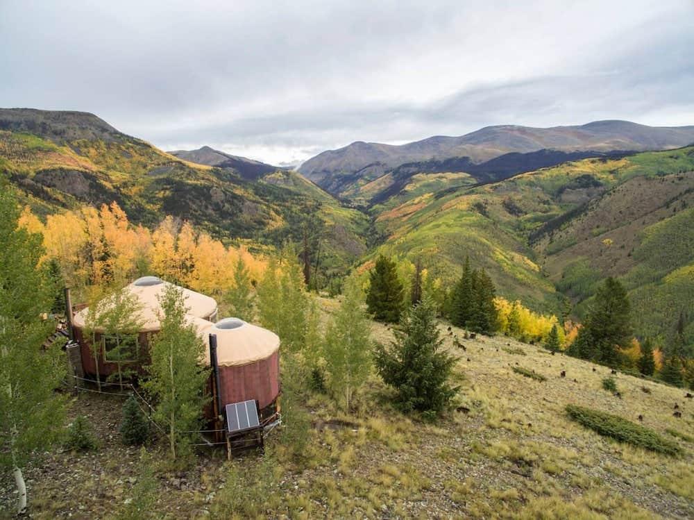 Phoenix Ridge Yurt